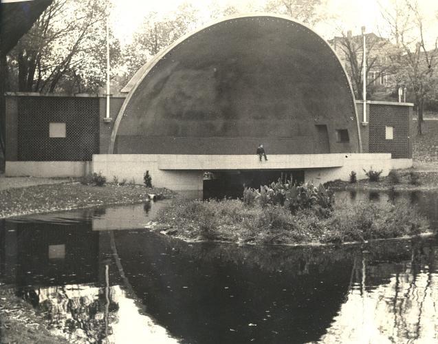 1961 Sydney Band Shell